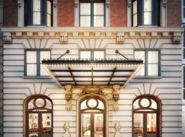 HGU New York, hotel near Grand Central Station, New York