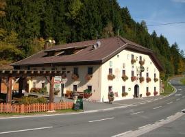 Gasthof zum Löwen, Hotel in Sankt Jakob im Lesachtal
