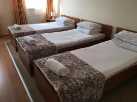 Hotel Ferihegy, hotel near Budapest Ferenc Liszt International Airport - BUD,