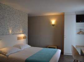 Brit Hotel Les Alizes, hôtel à Pornic