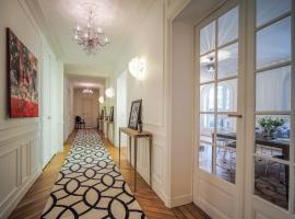 Relais12bis Bed & Breakfast By Eiffel Tower, bed and breakfast en París