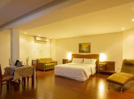Master Plaza Hotel, hotel in Barbacena