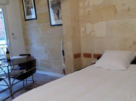 beau studio centre ville, location de vacances à Bordeaux