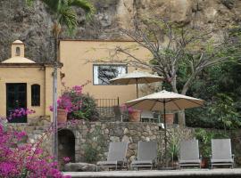 Casa Alamillo Hotel Boutique, hotel en Malinalco