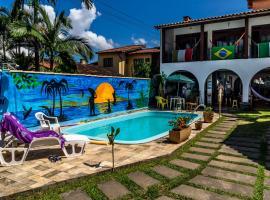 Geckos Hostel, hotel near The Lagoon's Holy Mother Immaculate Conception Sanctuary, Florianópolis