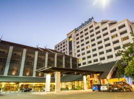 Chiang Mai Hill Hotel โรงแรมใกล้ มหาวิทยาลัยเชียงใหม่ ในเชียงใหม่