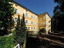 Hotel Jarolim, hotell i Brixen