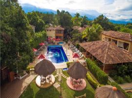 Hosteria Tonusco Campestre, отель в городе Санта-Фе-де-Антьокия