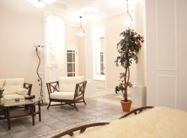 Sonya Apartments, апартаменти з обслуговуванням у Києві