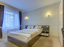 Resident Hotel Almaty, отель в Алматы