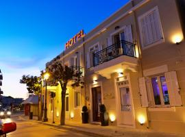Hotel Kyani Akti, отель в городе Ксилокастрон