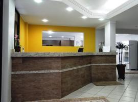 Paradise Hotel, hotel em Campo Grande