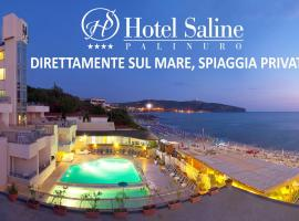 Hotel Saline, accessible hotel in Palinuro