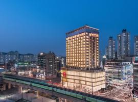 인천에 위치한 호텔 라마다 인천 호텔