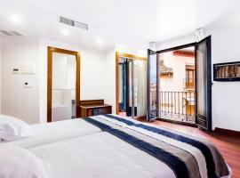 Monjas del Carmen, hotel en Granada