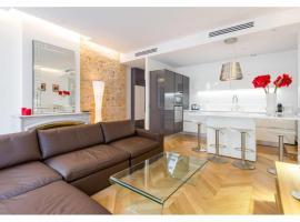 Appartement de luxe Place Bellecour, szállás Lyonban