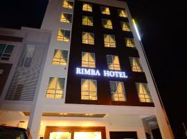 Rimba Hotel, hotel in Kuala Terengganu