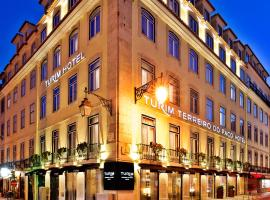 TURIM Terreiro do Paço Hotel, hotel in Lisbon