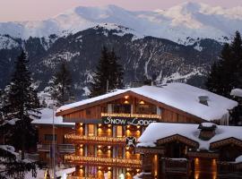 Snow Lodge Boutique Hotel, отель в Куршевеле