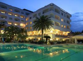 Grand Hotel Don Juan, hotel Giulianovában