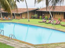 Club Koggala Village, отель в Коггале