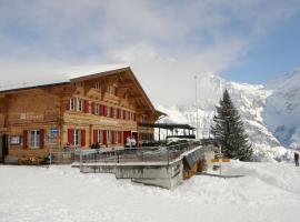 Alpinhotel Bort, hôtel à Grindelwald
