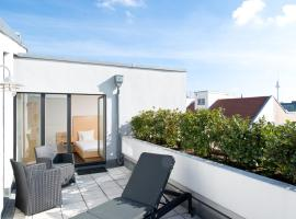 HSH Hotel Apartments Mitte, apartment in Berlin