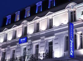 Kyriad Prestige Dijon Centre, hotel in Dijon