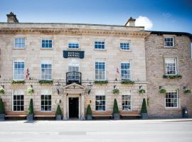 The Royal Hotel, hotel in Kirkby Lonsdale