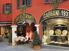 Hotel Gabbani, hôtel à Lugano