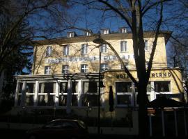 Hotel Rheinland Bonn - Bad Godesberg, pet-friendly hotel in Bonn