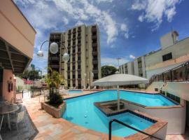 Hotel Ema Palace certificado com o selo TURISMO RESPONSAVEL pelo Ministerio do Turismo, hotel perto de Aeroporto Regional de São José dos Campos - SJK,