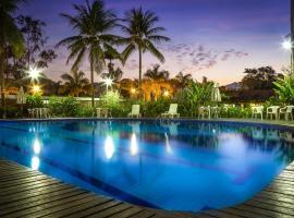 Pousada da Condessa, hotel em Paraty