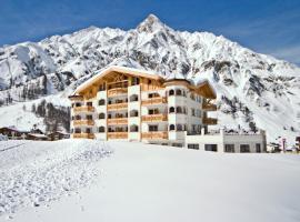 Chasa Castello relax & spa, hotel in Samnaun