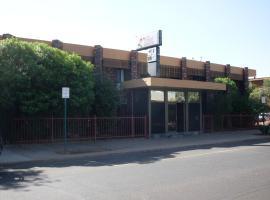Desert Rose Inn Alice Springs, hotel in Alice Springs