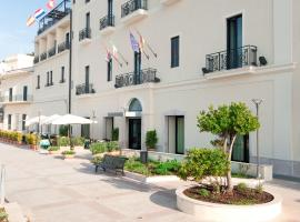 Grand Hotel Mediterraneo, hotell i Santa Cesarea Terme