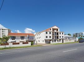 Cityville Luxury Apartments and Motel, hotel in Rockhampton