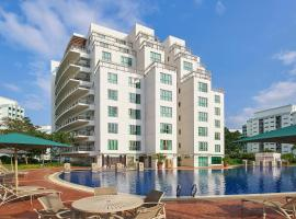 Village Residence Hougang by Far East Hospitality, serviced apartment in Singapore