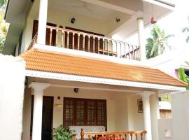 Devikripa Homestay, accessible hotel in Kovalam