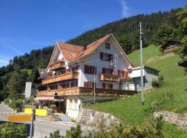 Hotel Sterne, hotel near Skilift Vorsass-Niederhorn T-bar, Beatenberg