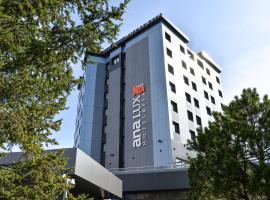 Hotel Ana Lux Spa, отель в городе Пирот