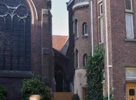Guesthouse PoortAckere, hotel dicht bij: Museum Dr. Guislain, Gent