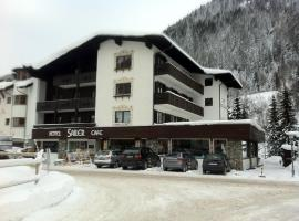 Hotel Sailer, hotel in Sankt Anton am Arlberg
