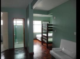 Ajuricaba Suites 2, hotel near Palacio Rio Negro Centro Cultural, Manaus