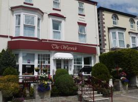 The Warwick Southport, B&B in Southport