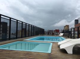 Apartamento no Ed. Brennan, hotel with pools in João Pessoa