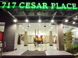 717 Cesar Place Hotel, hotel in Tagbilaran City