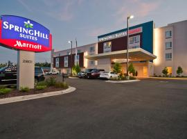 SpringHill Suites by Marriott Baton Rouge Gonzales, hotel in Gonzales