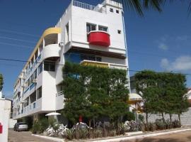 Formosa Apart Hotel, hotel near Areia Vermelha Island, Cabedelo