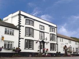 Donington Manor Hotel, hotel near Calke Abbey, Castle Donington